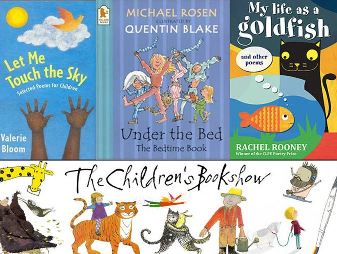 Get a flavour of The Children's Bookshow LIVE!