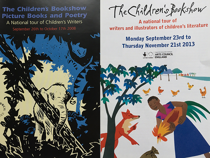 Interview | Siân Williams, founder, The Children's Bookshow