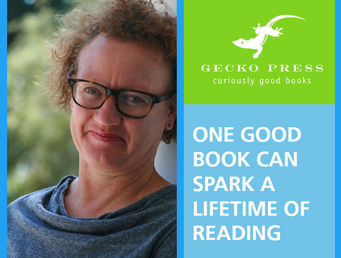 Interview | Julia Marshall, Gecko Press | Indie Publisher of the Week