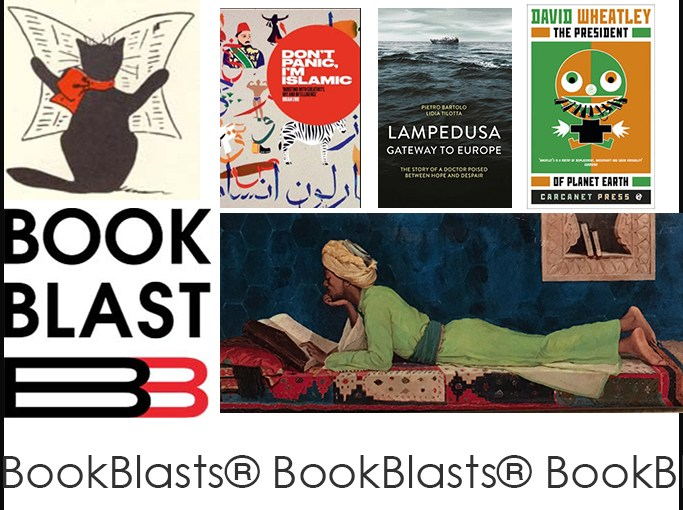 BookBlasts® | Top 10 Reads for Independent Minds | October 2017