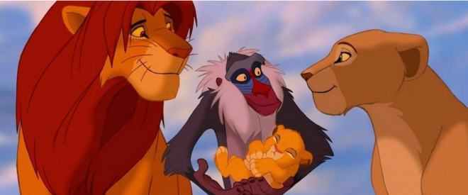 lion king film still disney corporation