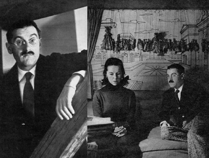 BookBlast® Archive | Jean Anouilh interviewed by Gael Elton Mayo | Queen Magazine, 1956