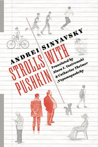 andrei sinyavsky strolls with pushkin bookblast review