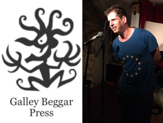 sam jordison galley beggar press bookblast diary interview