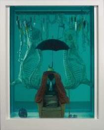 damian hirst the pursuit of oblivion 2004