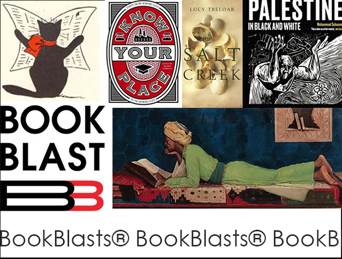 BookBlasts® | Top 10 Reads for Independent Minds | February 2018