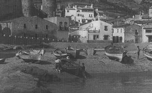 tossa 1950s spain bookblast