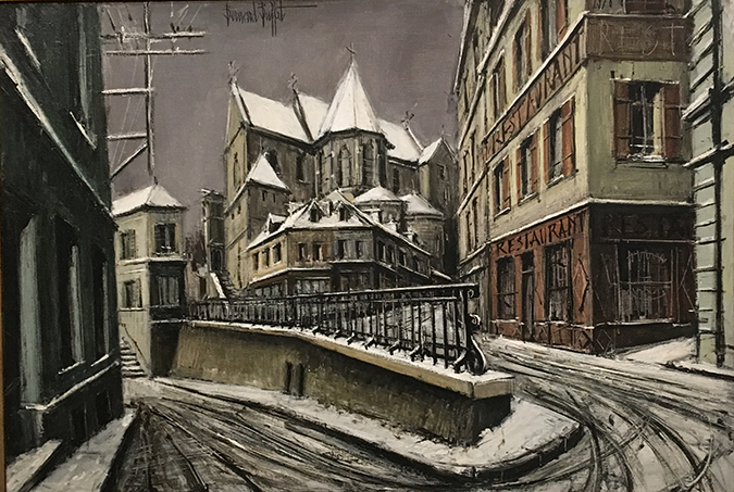 bernard buffet all rights reserved
