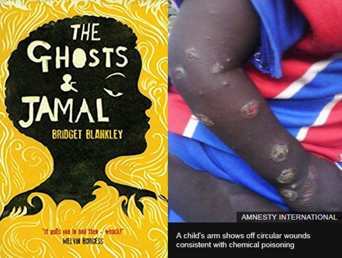 Review | The Ghosts & Jamal, Bridget Blankley | Book of the Week