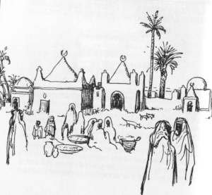 la tunisie par lesley blanch
