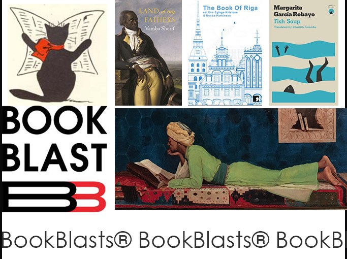 BookBlasts® | Top 10 Reads for Independent Minds | May 2018