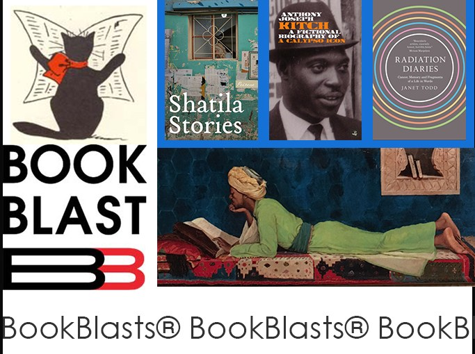 BookBlasts® | Top 10 Reads for Independent Minds | June 2018