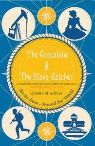 qaisra shahraz The Concubine the Slave Catcher bookblast 10x10 tour