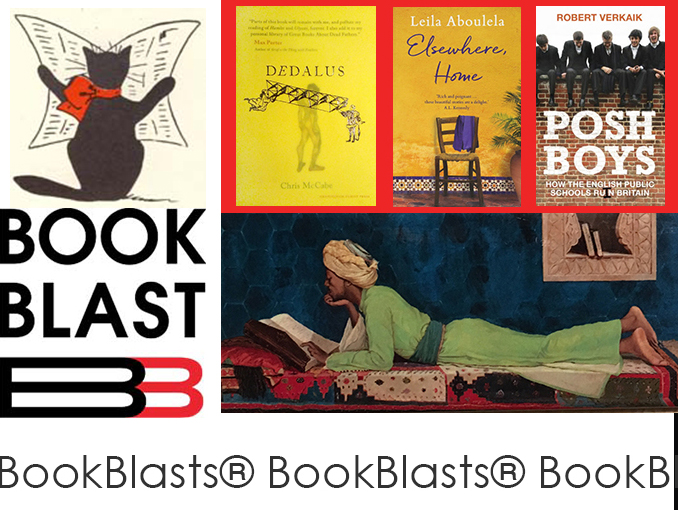 BookBlasts® | Top 10 Reads for Independent Minds | July 2018