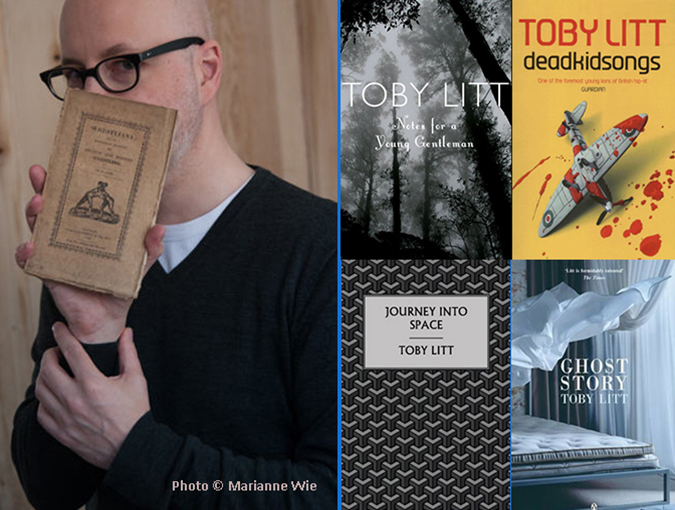 toby litt exclusive interview bookblast diary