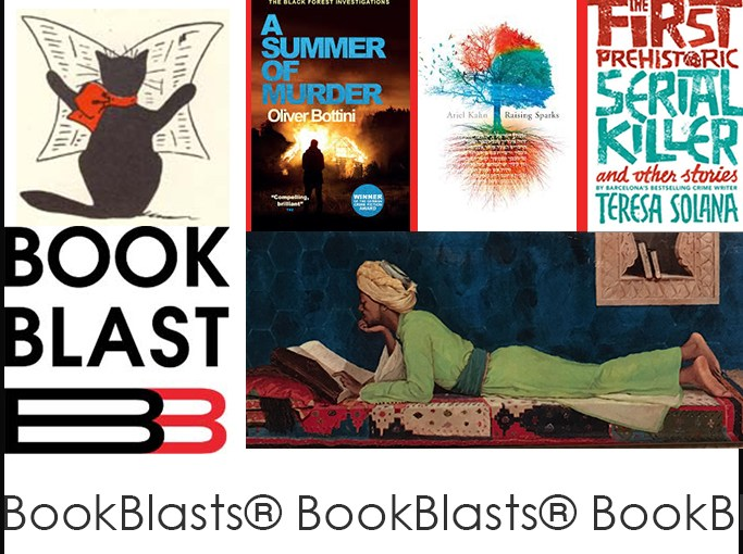 bookblast august 2018 top five reads