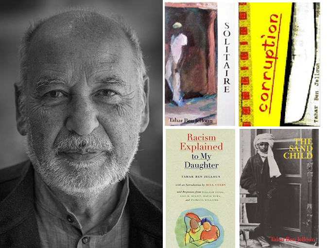 Interview | TAHAR BEN JELLOUN: I am exiled in terms of language | BANIPAL magazine 2009