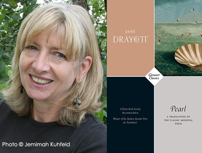 Interview | Jane Draycott, poet & translator