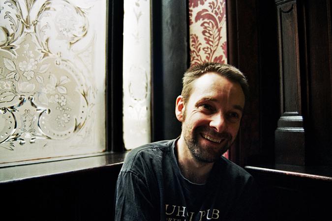 Interview | Paul Ewen, author