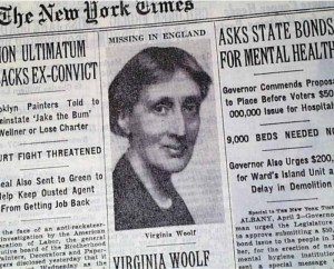 virginia woolf new york times