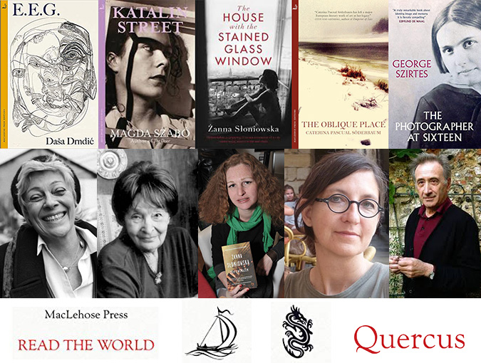 Spotlight | Read the World with MacLehose Press | 5 Notable Writers