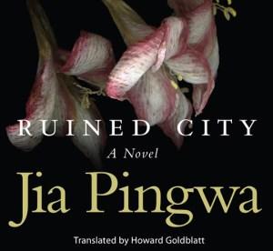 ruined city bookblast diary translating china
