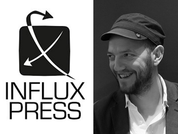 kit caless influx press bookblsat diary interview