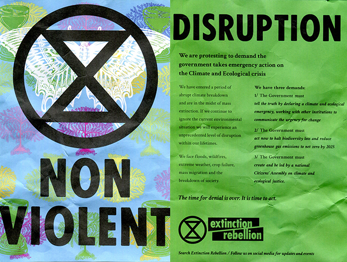Breaking News | Top 10 Reads for Independent Minds | Extinction Rebellion