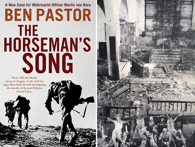 Review   The Horseman's Song, Ben Pastor   Book of the Week