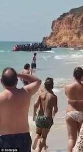 tourists and migrants copyright solarpix