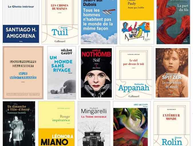 Spotlight | The Choix #Goncourt UK | @AcadGoncourt @RSLiterature @Edlolivier @maclehosepress