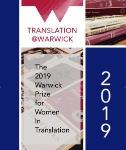 warwick women in translation prize 2019
