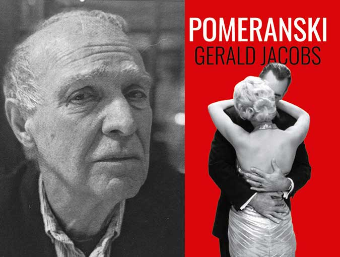 Review | Pomeranski by Gerald Jacobs | Book of the Week