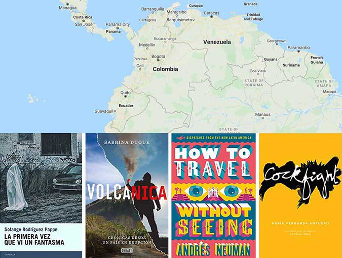 Guest Feature | Victor Meadowcroft | A Literary Eruption: The Triumph of Ecuadorian Fiction