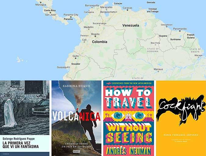 Guest Feature | Victor Meadowcroft | A Literary Eruption: The Triumph of Ecuadorian Fiction
