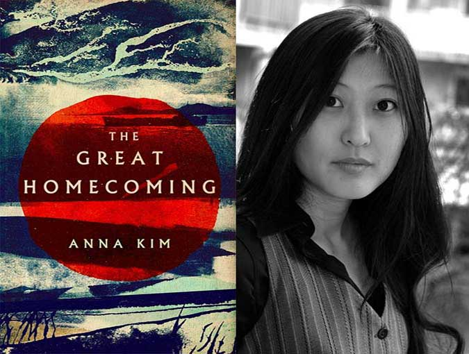 Guest Review | Rachel Goldblatt | The Great Homecoming, Anna Kim | Granta Books
