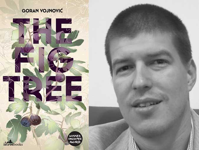 Guest Review |  The Fig Tree by Goran Vojnović | Istros Books