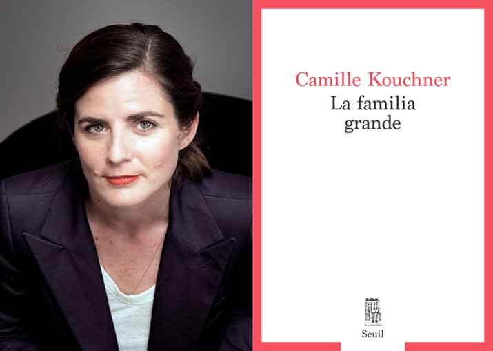 Spotlight   La Familia Grande, Camille Kouchner   Éditions du Seuil -  BookBlast® Diary