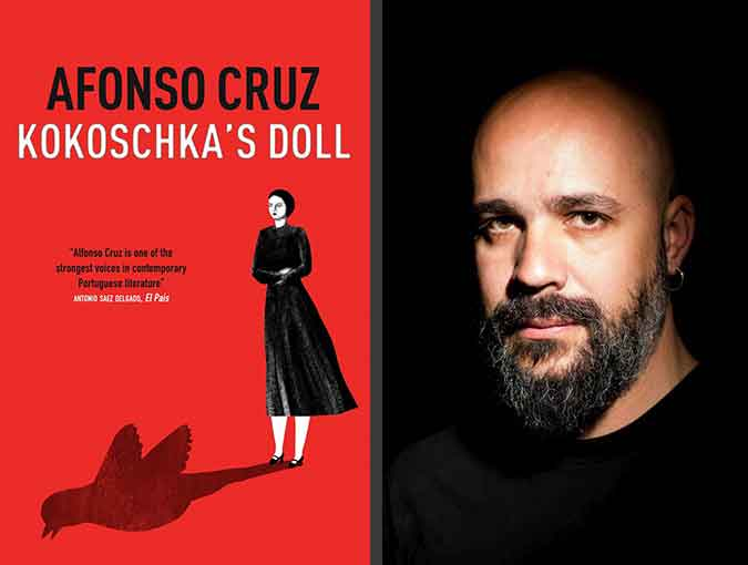 Guest Review | Andrew McDougall | Kokoschka's Doll, Afonso Cruz (trs. Rahul Bery) | MacLehose Press
