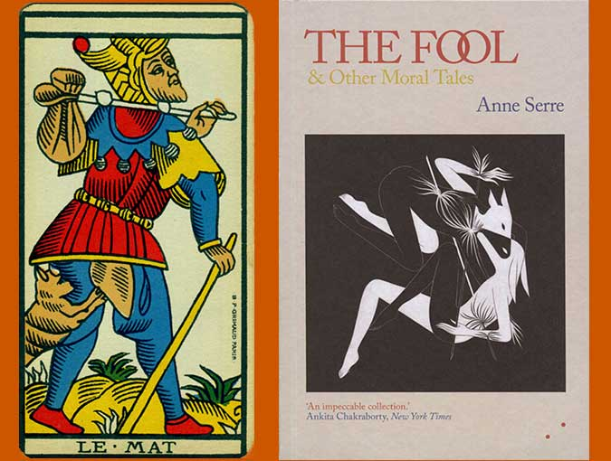 Review | The Fool & Other Moral Tales, Anne Serre | Les Fugitives