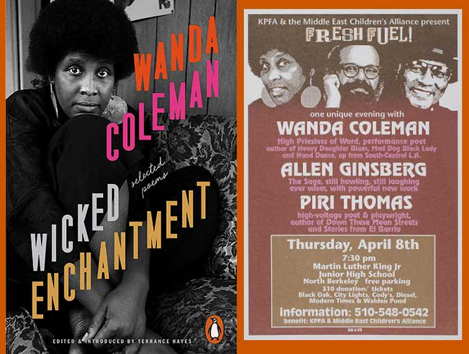 Review | Wicked Enchantment selected poems by Wanda Coleman (Ed.) Terrance Hayes