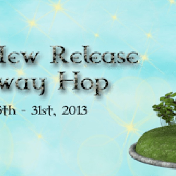 Win a March New Release (Giveaway Hop)! (INT)