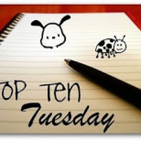 Top Ten Tuesday #2: My Top Ten Favorite Contemporary YA Authors