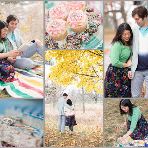 Blog Slowdown + Engagement Photos!