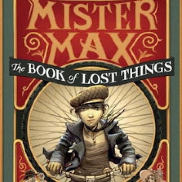 Review: Mister Max: The Book of Lost Things by Cynthia Voigt