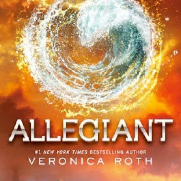 Review: Allegiant by Veronica Roth [NO SPOILERS]
