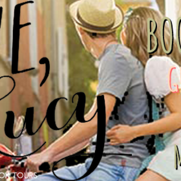 GIVEAWAY + GUEST POST: Love, Lucy by April Lindner