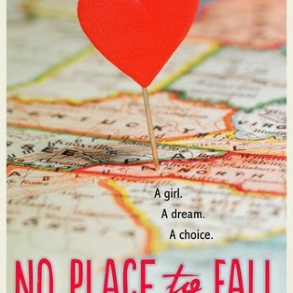 """""""Teardrops on My Guitar"""" Review: No Place to Fall by Jaye Robin Brown"""