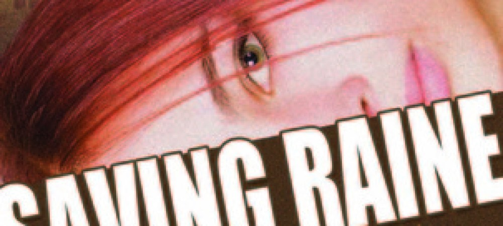 REVIEW OF SAVING RAINE (THE DRONE WARS BOOK 1) BY FREDERICK LEE BROOKE