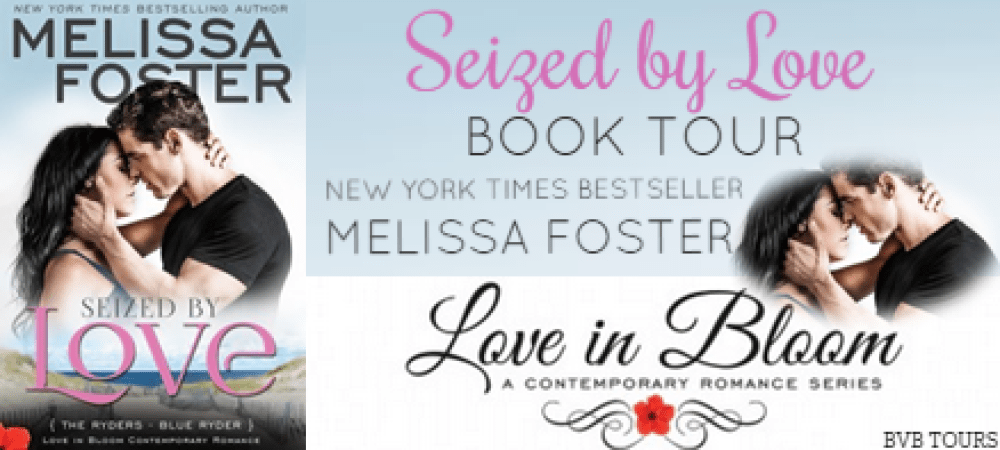 BOOK TOUR – Seized by Love by Melissa Foster